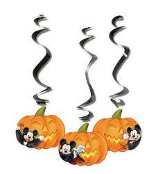 Procos Függő dekoráció tök formában - Mickey Halloween