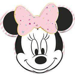 Procos Minnie formájú tányérok