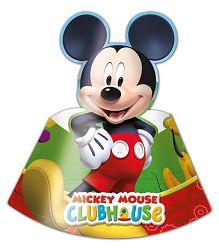 Procos Party csákók - Mickey Mouse 6 db