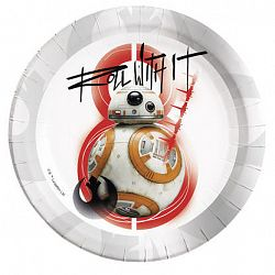 Procos Tányérok - BB8 (Star Wars) 8 db