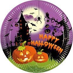 Procos Tányérok - Happy Spooky Halloween