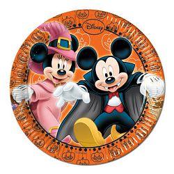 Procos Tányérok - Mickey Halloween