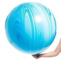 Qualatex Lufi - Kék achát 75 cm