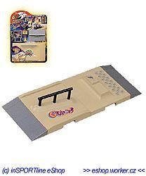Skatepark X-Treme WORKER mini rámpa (6813)