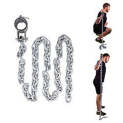 Súlyemelő lánc inSPORTline Chainbos 10 kg