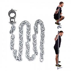 Súlyemelő lánc inSPORTline Chainbos 15 kg