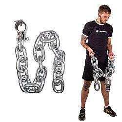 Súlyemelő lánc inSPORTline Chainbos 20 kg