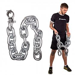 Súlyemelő lánc inSPORTline Chainbos 25 kg