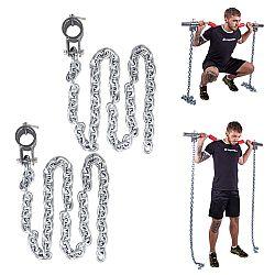 Súlyemelő lánc inSPORTline Chainbos 2x10 kg