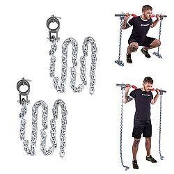 Súlyemelő lánc inSPORTline Chainbos 2x5 kg