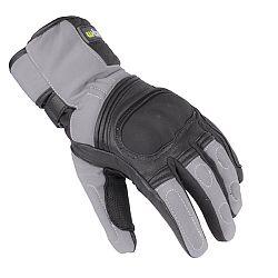 Téli bőr/textil kesztyű W-TEC NF-4004