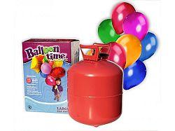 Worthington Industries EU Hélium 100 lufi felfújásához Hélium 100 léggömb felfújására: Csak hélium