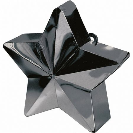 Amscan Lufisúly - Fekete csillag
