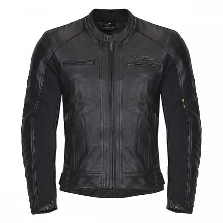 Férfi bőr motoros kabát W-TEC NF-1121
