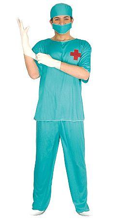 Guirca Jelmez - sebész Méret - felnőtt: M
