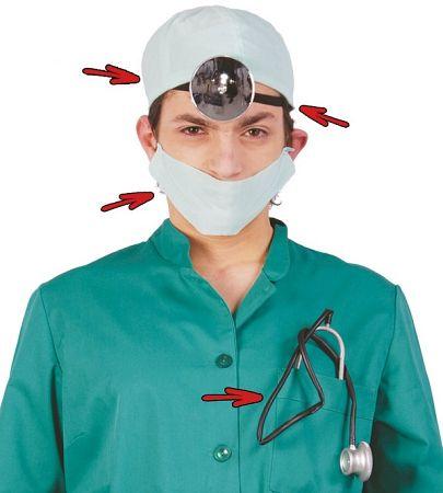 Guirca Orvosi készlet