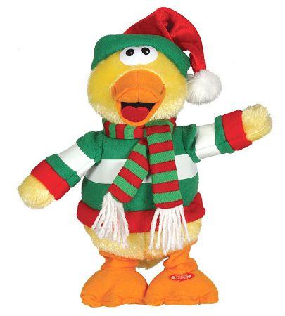 Guirca Zenélő karácsonyi kacsa
