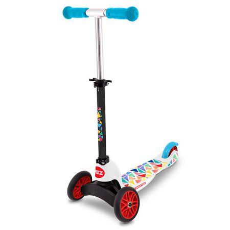 Gyerek háromkerekű roller Fizz Flip Mini Evo Mosaic