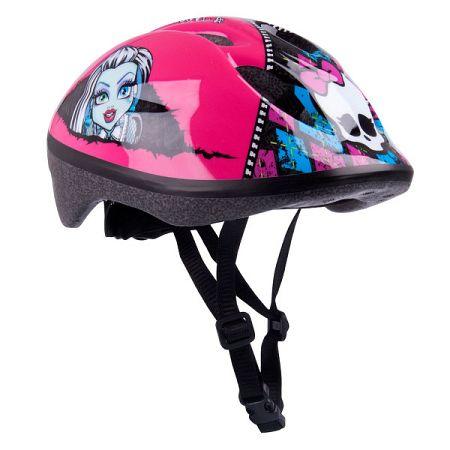 Gyerek kerékpársisak Monster High