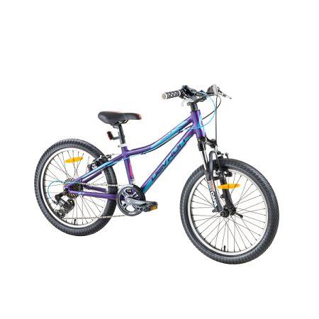 Lány kerékpár Devron Riddle LH0.2 20'' - 2017 modell