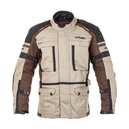 Motoros kabát W-TEC Boreas
