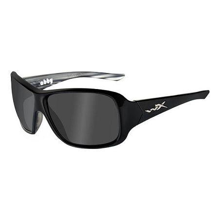 Napszemüveg Wiley X WX ABBY Polarized Grey - füst szürke