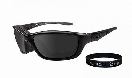Napszemüveg Wiley X WX BRICK - BLACK OPS