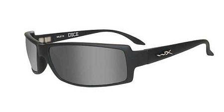 Napszemüveg Wiley X WX DICE Smoke Grey - füst szürke