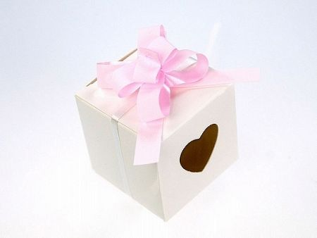 PartyDeco Gyorsmasni - világos rózsaszín 1 cm