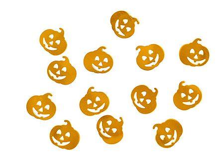 PartyDeco Metál konfetti - Halloween