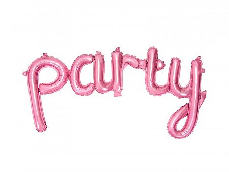 PartyDeco Party fólia lufi