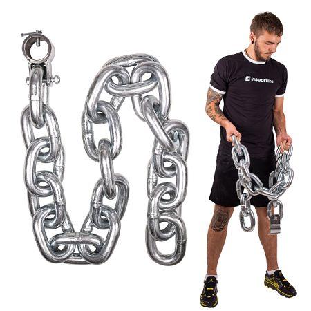 Súlyemelő lánc inSPORTline Chainbos 30 kg