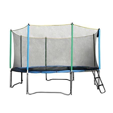 Trambulin készlet inSPORTline Top Jump 244 cm